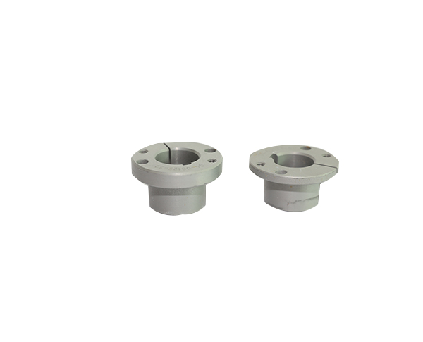 Ductile cast iron bushing with key slot
