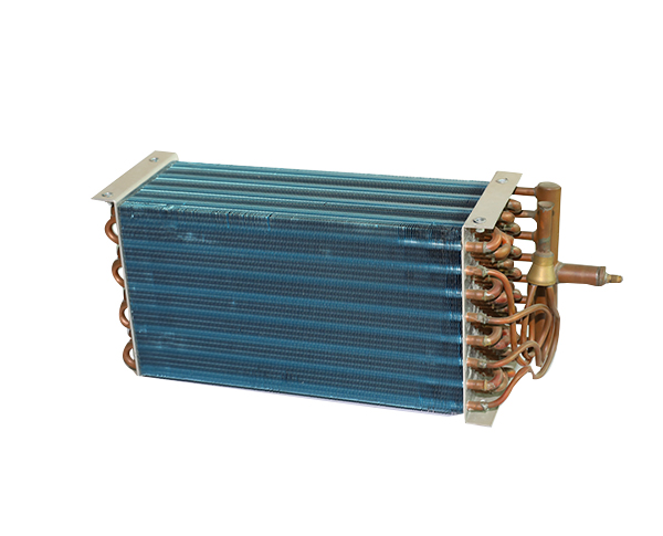 Evaporator coils for auto